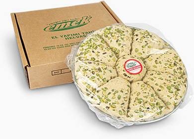 Halva With Pistachio - HA-07 - 5000 gr