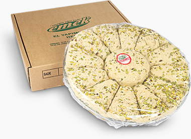 Halva With Pistachio - HA-08 - 9000 gr