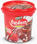 Chocolate - Cream With Cocoa and Hazelnut - FKF-03 - 800 gr